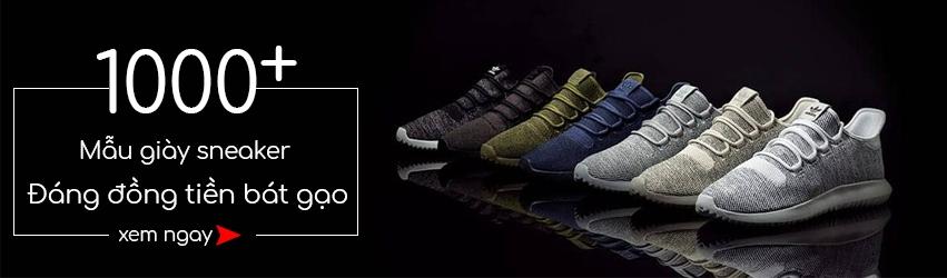 1000 mẫu sneaker hot nhất 2018