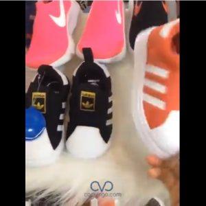 Review mẫu giày sneaker adidas kids siêu hot hiện nay