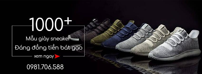 1000+ mẫu giày sneaker giá tốt nhất
