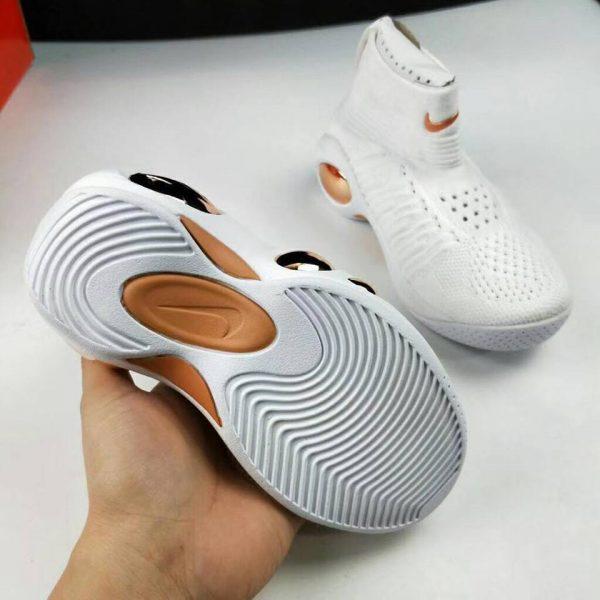 Giày thể thao nike kids màu trắng