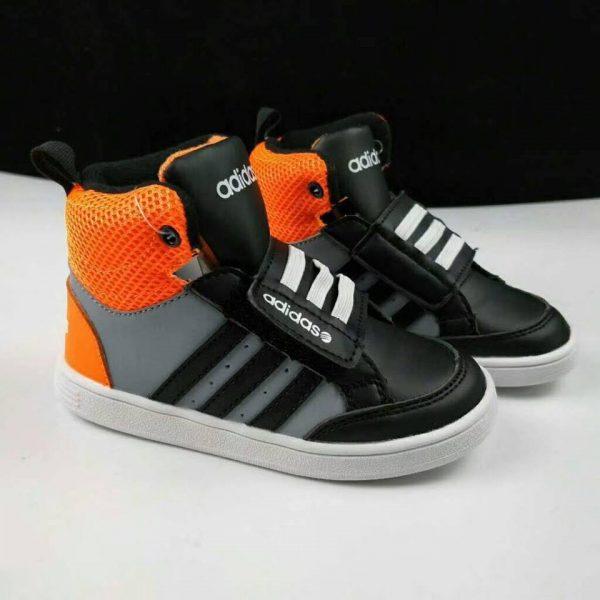 Giày Adidas cao cổ dán dính