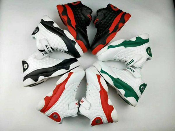 Giày nike Jodan 13 dán dính