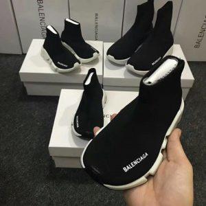 Giày thể thao Balenciaga đế trắng