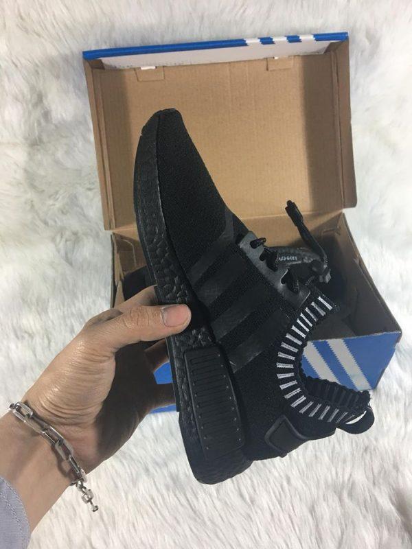 Giày adidas nmd r1 full đen