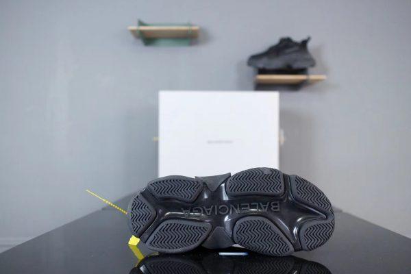 Giày Balenciaga Triple S màu đen