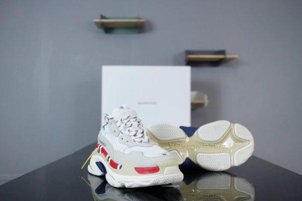 Giày Balenciaga Triple S phiên bản Gucci