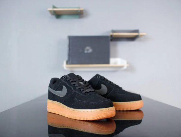 Giày Nike Air Force 1 Màu Đen