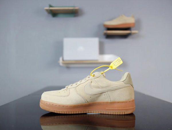 Giày Nike Air Force 1 Màu Be