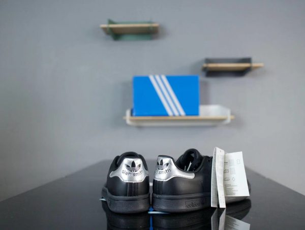 Giày Adidas Stan Smith Full Đen