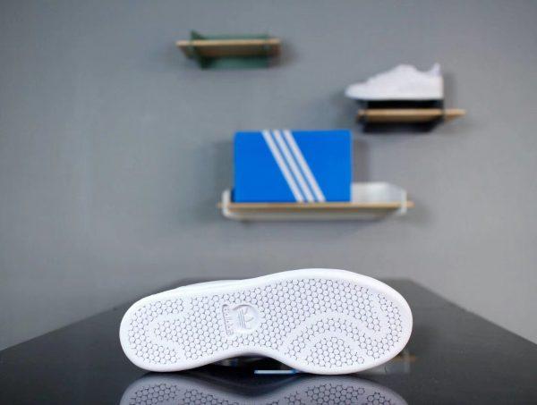 Giày Adidas Stan Smith Trắng gót bóng