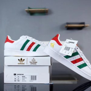 Giày Adidas Super Star Foot Locker