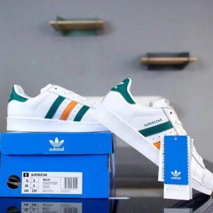 Giày Adidas Super Star 3 màu Version 2