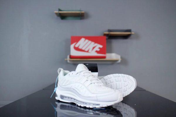 Giày Nike Air Max 98 màu trắng