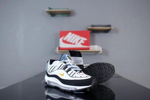 Giày Nike Air Max 98 sọc trắng đen