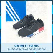 Giày thể thao Adidas NMD R1 Xanh Đỏ