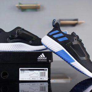 Giày Adidas CC Revolution đen xanh