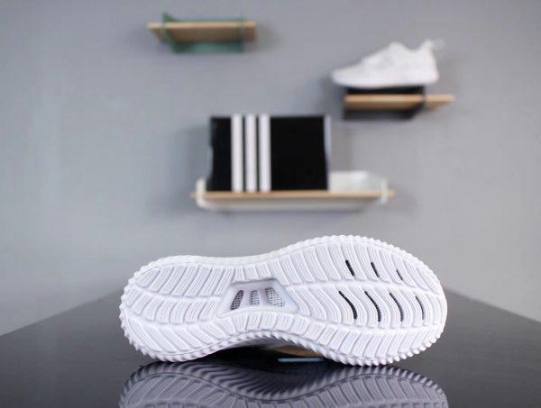 Giày Adidas CC Revolution trắng sọc