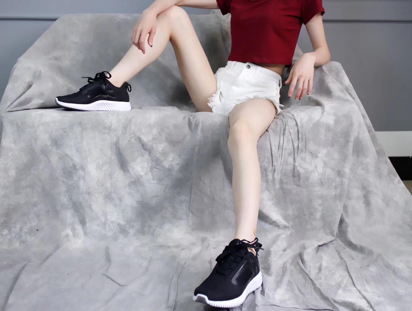 Giày Adidas CC Revolution đen đế trắng