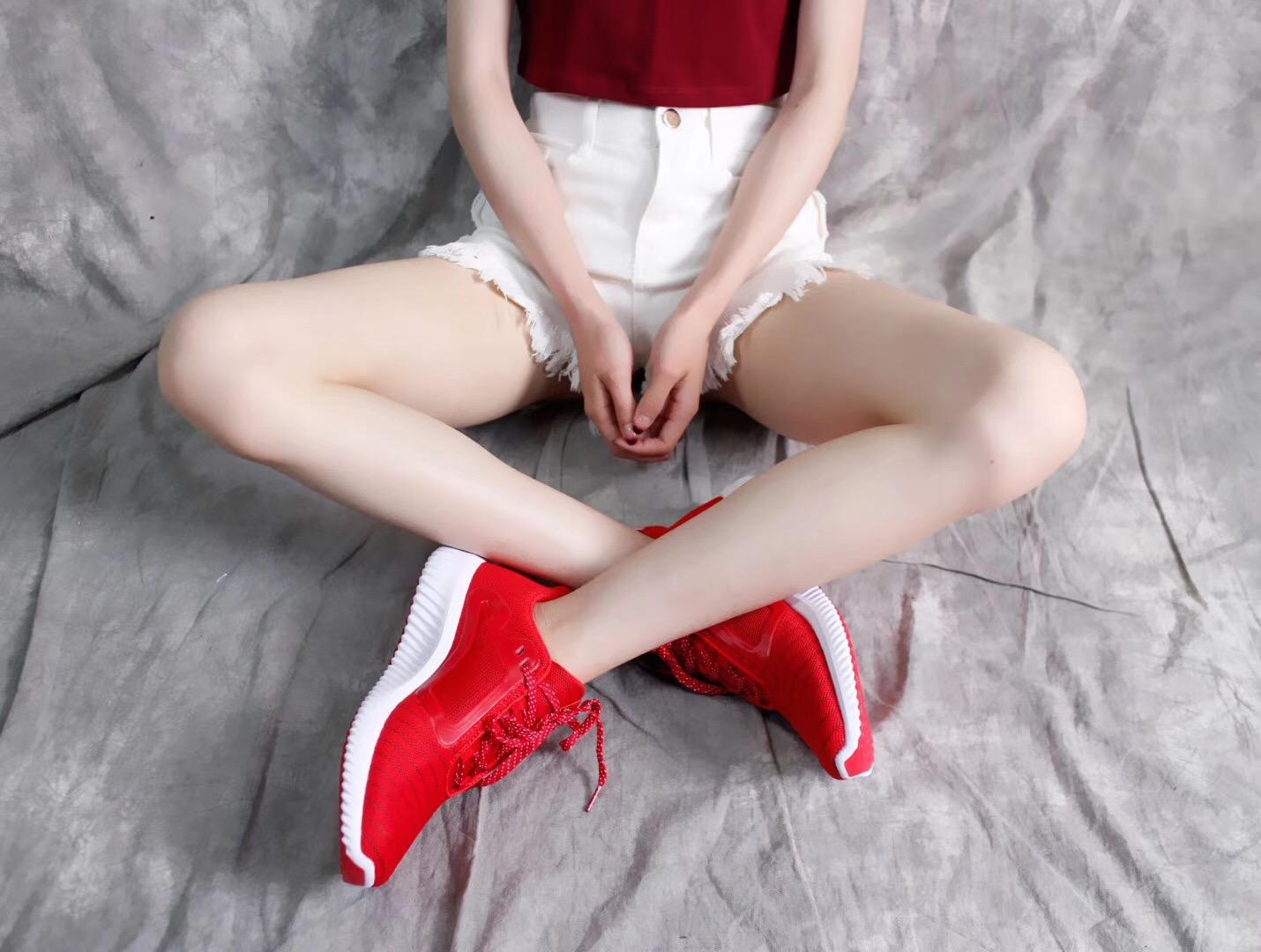 Giày Adidas CC Revolution đỏ đế trắng
