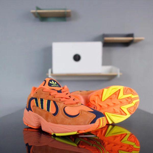 Giày Adidas Originals Yung màu cam
