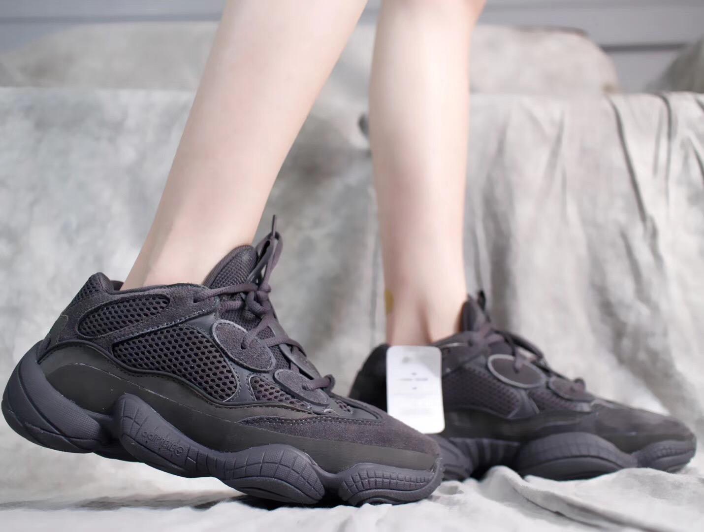 Giày Adidas Yeezy Boost 500 full đen