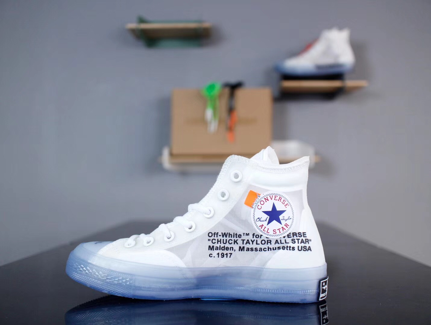c7291f4239ba Giày Converse All Star 1970s Off-White màu trong