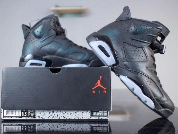Giày nike Jordan 7 huyền thoại Air Full đen