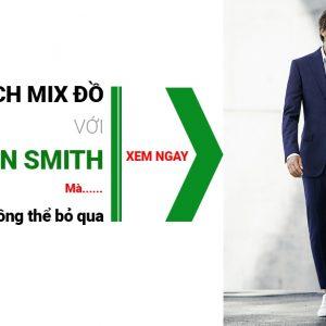 18 kiểu Mix đồ với giày Adidas Stan Smith mà các chàng không thể bỏ qua