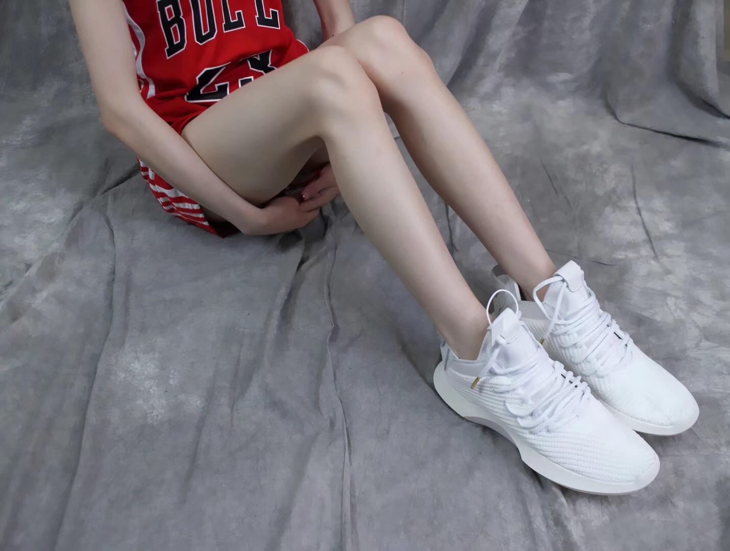 Giày Adidas CRAZY 1 ADV PK UNISEX màu trắng