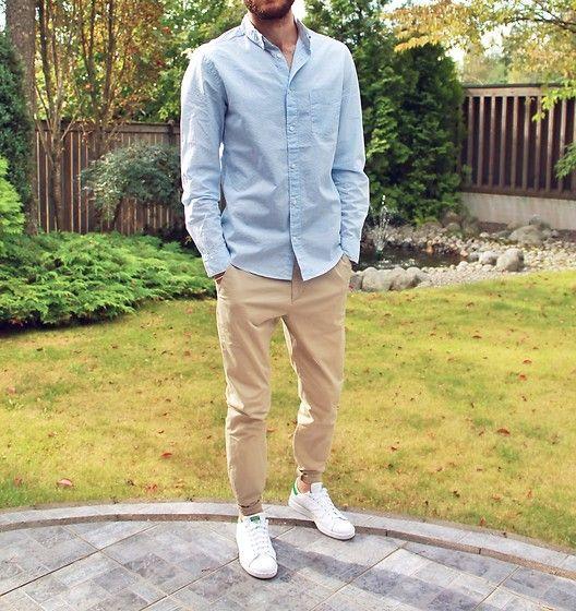 18 kiểu Mix đồ với giày Adidas Stan Smith