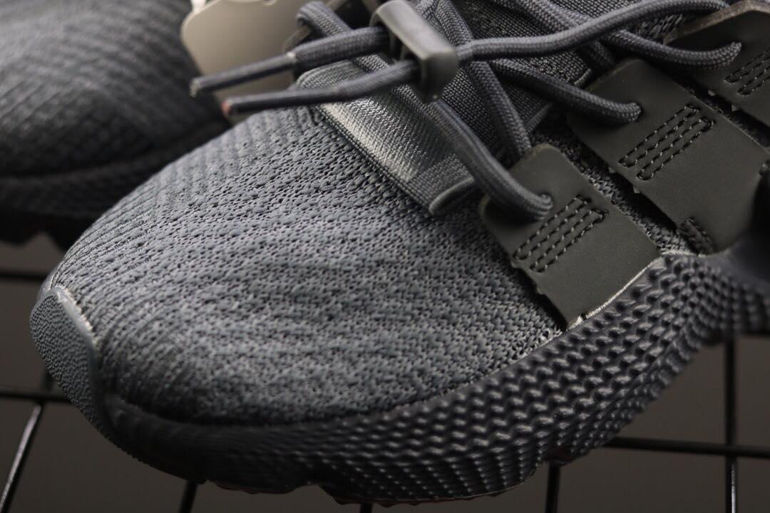 Giày Adidas Prophere Trẻ em ghi xám