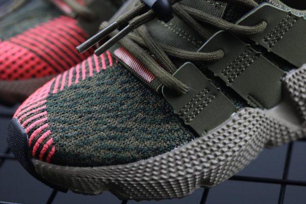 Giày Adidas Prophere Trẻ em xanh rêu