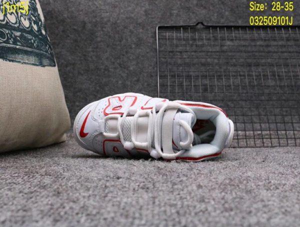 Giày Nike Air More Uptempo màu trắng