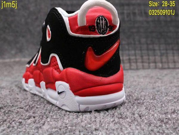 Giày Nike Air More Uptempo màu đỏ