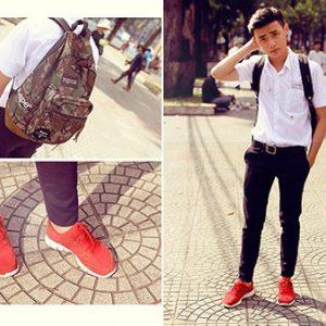 Lựa chọn giày cho con yêu đến trường