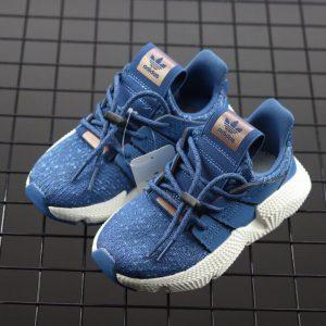 Giày Adidas Prophere Trẻ em màu xanh