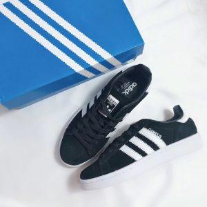 Giày Adidas CAMPUS màu xanh đen