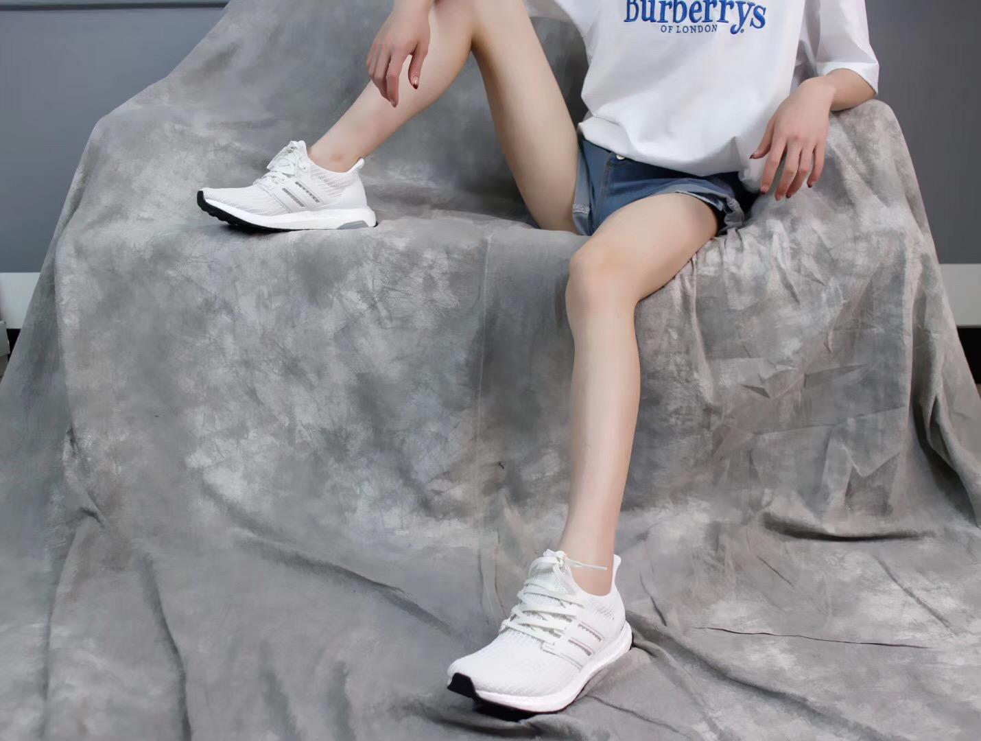 Giày Adidas Ultra Boost 3.0 màu trắng
