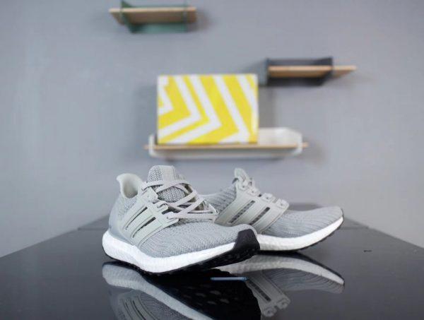 Giày Adidas Ultra Boost 3.0 màu ghi