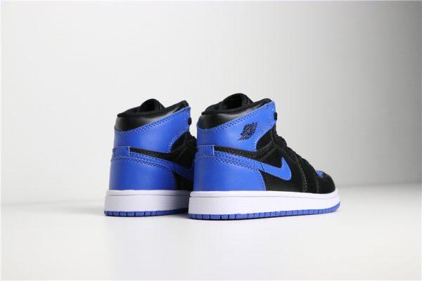 Giày Nike Jordan 1 Retro màu xanh đen