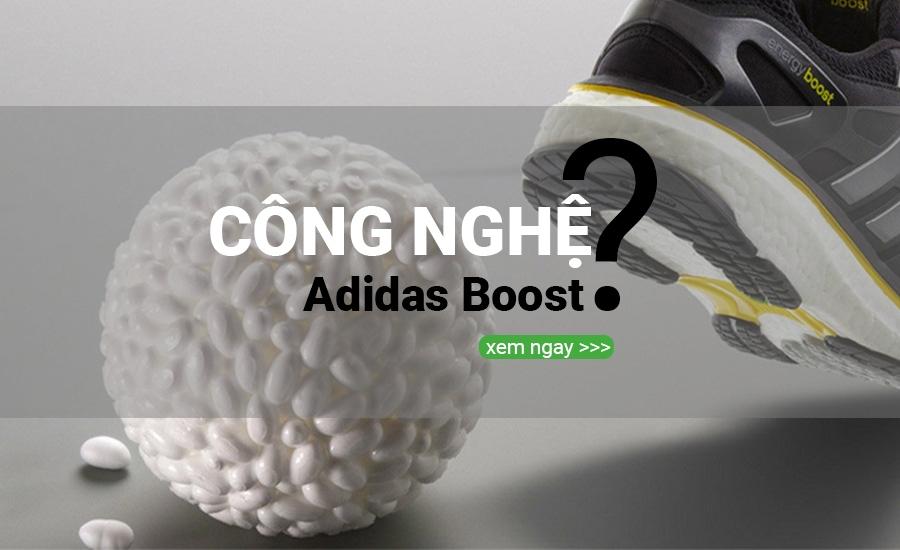 Công nghệ adidas Boost là gì?