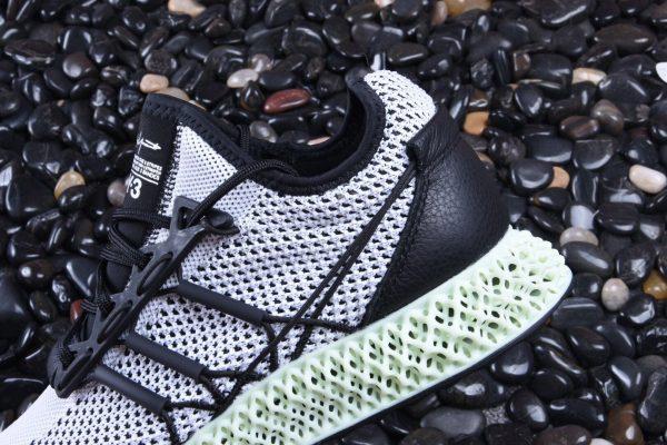 Giày Adidas Futurecraft 4D màu ghi