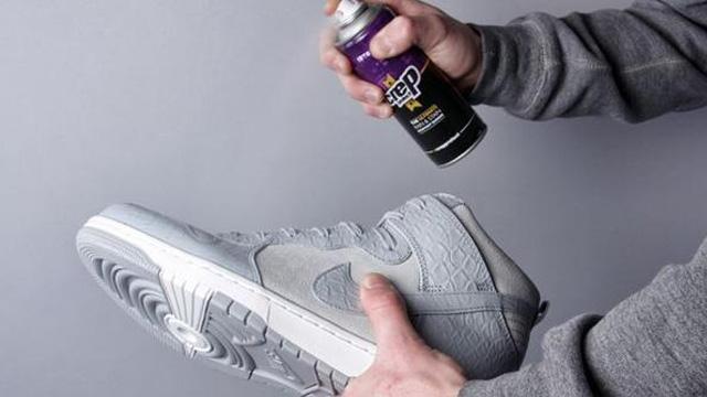 #6.Dung dịch nano chống thấm giày sneaker vải lưới và canvas