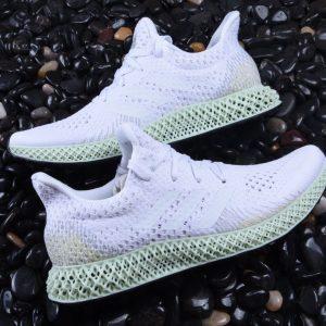 Giày Adidas Futurecraft 4D màu trắng