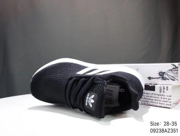 Giày thể thao trẻ em Adidas Tubular shadow màu đen