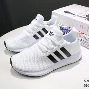 Giày thể thao trẻ em Adidas Tubular shadow màu trắng