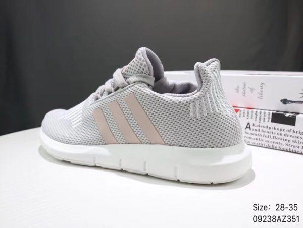 Giày thể thao trẻ em Adidas Tubular shadow màu ghi