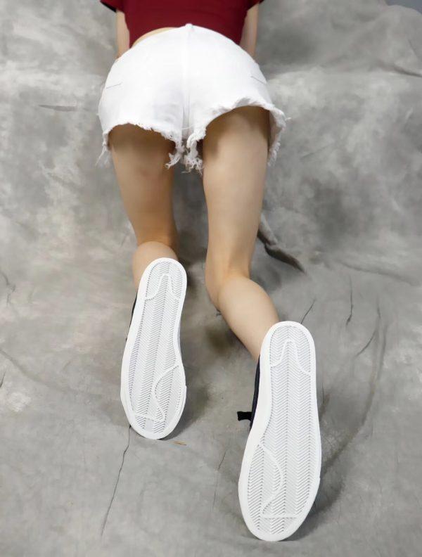 Giày nike nữ SB màu full đen