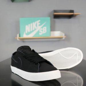 Giày nike nữ SB màu ful đen