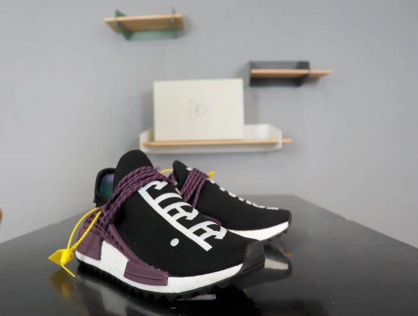 Giày Adidas NMD Human Race màu đen